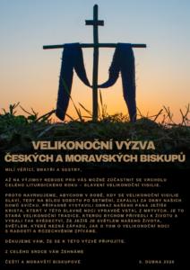 Velikonoční výzva českých a moravských biskupů