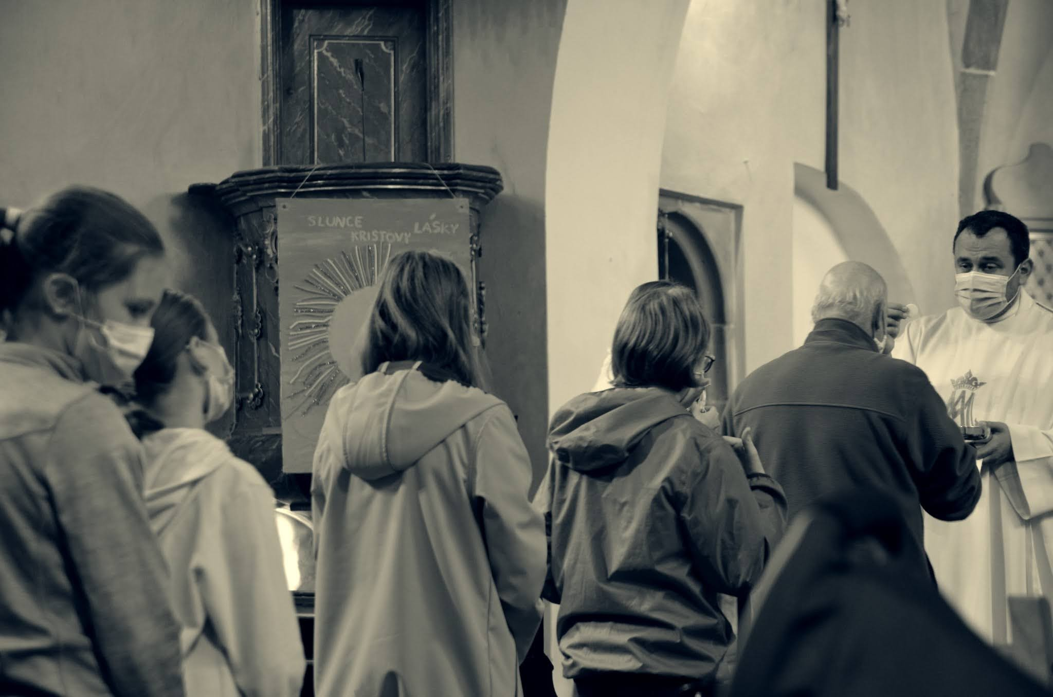 Zahájení náboženské výchovy