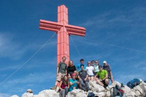 Fotky z přechodu Alp 12.8. – 15.8. 2020