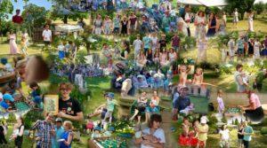 Pozvánka na farní zahradní slavnost 20.6.2021